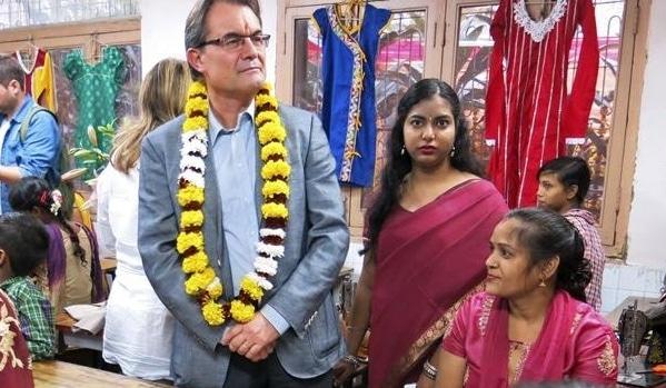 Artuar Mas viaja por la India