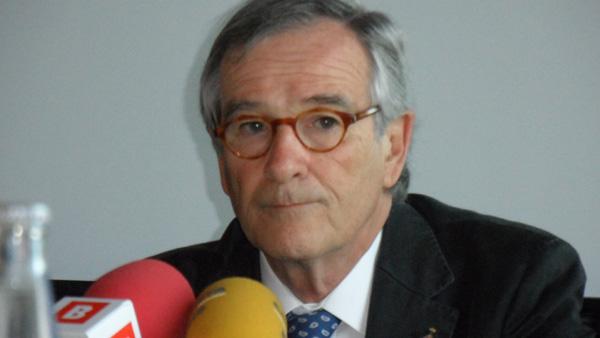 Xaiver Trias, alcalde de Barcelona